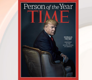 Donald Trump: It's 'a tremendous honor' to be TIME's Person of the Year