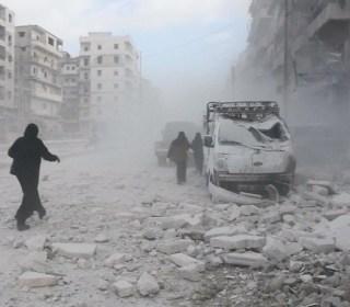 Aleppo Video Diary:  'It Felt Like Aleppo's Judgment Day'