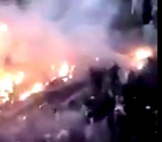 Passenger Plane Crashes Into Pakistani Mountain