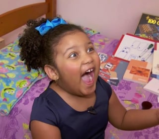 Meet the 4-Year-Old Who's Read More Than 1,000 Books