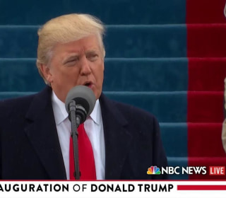 Trump Delivers Populist Message: Today the People Become the Rulers