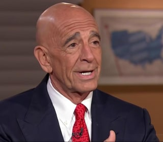Tom Barrack: Crowd Size Controversy 'Starts With Me'