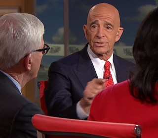 Full Tom Barrack Interview: Trump's 'Heart' is in the Right Place