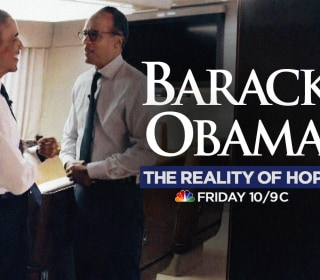 SPECIAL PREVIEW: Barack Obama: The Reality of Hope