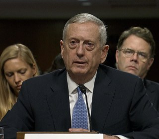 Mattis Stresses 'Very, Very High Degree of Confidence' in Intel Community