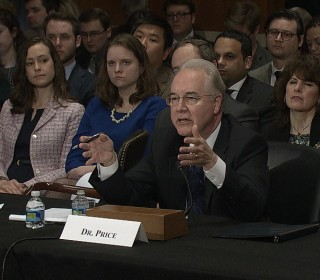 Price Pressed on Ethics of Health Care Stock Trading