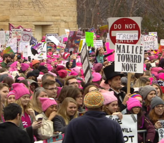 Women Around the Globe March for Recognition and Equality