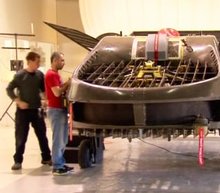 See How this Flying Car Wants to Compete with Drones
