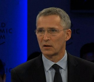 NATO Chief 'Absolutely Confident' of U.S. Commitment Under Trump
