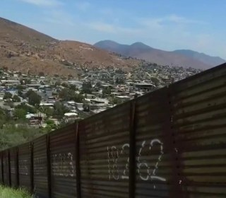 Homeland Security Puts Out Notice for Border Wall Design Pitches