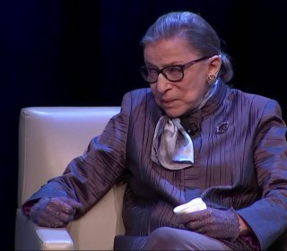 Ginsburg: SCOTUS Confirmation Process 'Not the Way it Should Be'