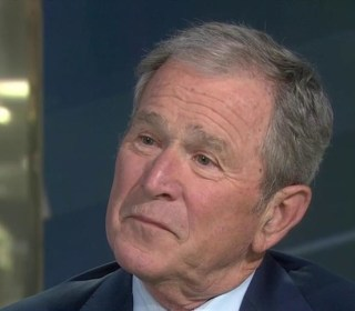 George W. Bush on President Trump, Putin, religious freedom, immigration, more