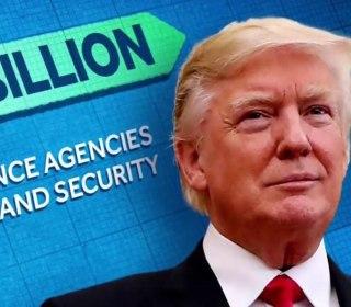 Pres. Trump Proposes $54B Defense Spending Increase