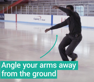 If You Have to Fall on Ice, Here's How Not to Hurt Yourself