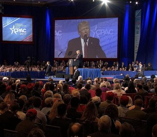 Trump at CPAC: Election Victory 'A Win for Conservative Values'