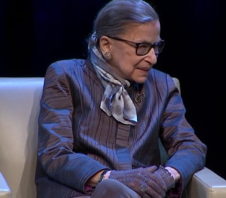 Justice Ginsburg: I'm Fine Being Linked to 'The Notorious BIG'
