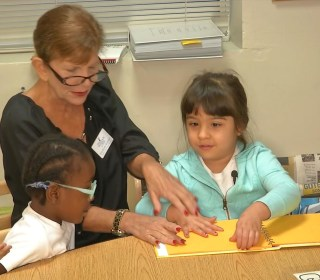 Miami Organization Offers Unique Experience for Blind Children