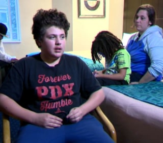 12-Year-Old Protects Siblings From Armed Intruder