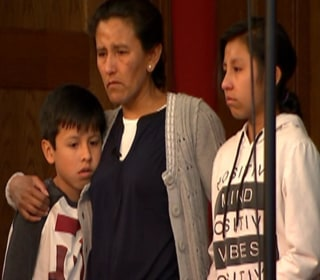 Undocumented Mom Seeks Sanctuary in Denver Church