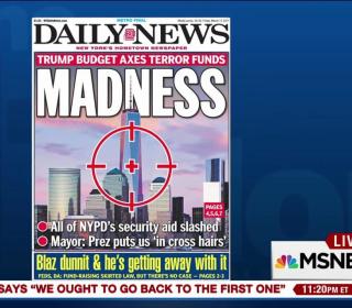Trump Budget Cuts Could Hurt Fight Against Terrorism, Critics Warn