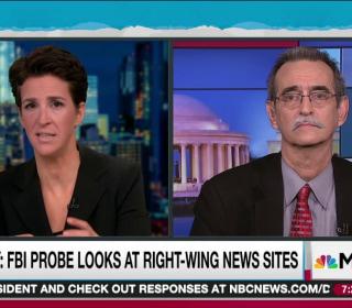 FBI Probes Russian Influence Via Pro-Trump U.S. Websites
