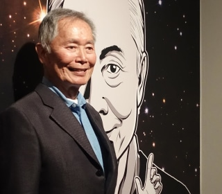New Exhibit Explores the Many 'Frontiers' of George Takei's Life, Career