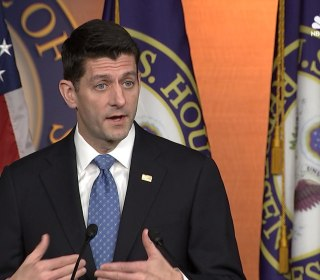 Ryan Explains Why Trump Shouldn't Work with Dems on Health Care