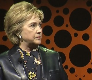 Clinton Speaks Out on Negative Comments About Maxine Waters, April Ryan