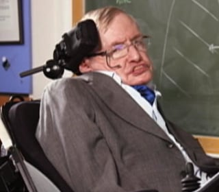 Stephen Hawking Fears He 'May Not Be Welcome' in the U.S.