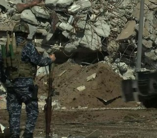 Western Mosul Reduced to Rubble in Fight to Oust ISIS