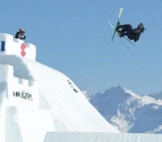 Swiss Skier Lands World's First Ever 'Quad Cork 1800'