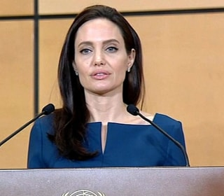 Angelina Jolie Warns Against 'Nationalism Masquerading as Patriotism'