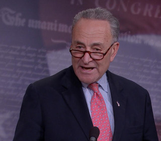 Schumer on Gorsuch Vote: 'Change the Nominee, Not the Rules'