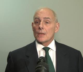 DHS Secretary John Kelly: DACA is 'Least of My Worries'