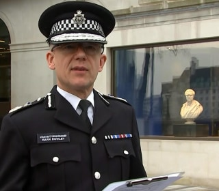 Scotland Yard: London Attacker 'Inspired by International Terrorism'