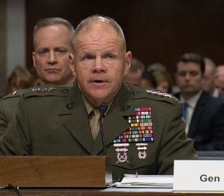 General Takes Fault, Promises Change at Hearing on Marines' Nude Photo Scandal