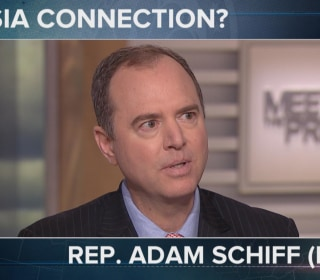 Schiff: 'Circumstantial Evidence' of Trump's Russia Collusion