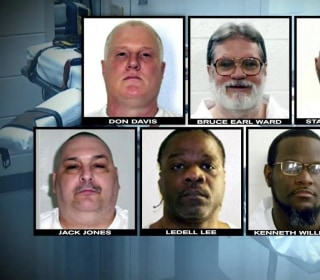 Lawyers Desperate to Stall Arkansas' Spate of Executions as Victims' Families Hope for Closure