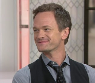 Neil Patrick Harris Talks About New Stage Show That Combines Magic With Art