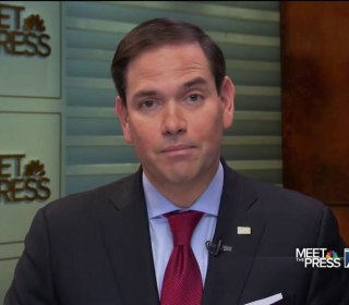 Full Rubio Interview: No Role in Meeting with Colombia Leaders