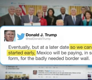 GOP Scrambles to Keep Government Open as Demands Border Wall Funding