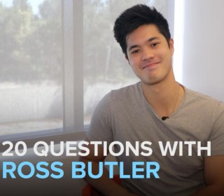 20 Questions with Ross Butler: Karaoke Songs, Dream Roles, and Pizza Toppings