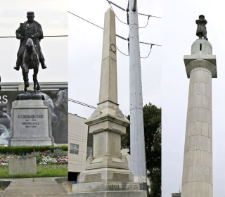 New Orleans Removes 4 Confederate Monuments