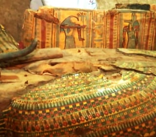 See Inside Newly Discovered 3,500-Year-Old Egyptian Tomb