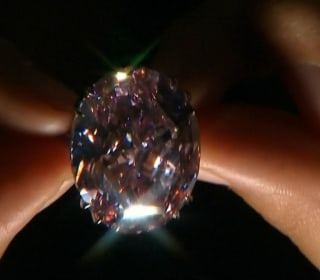 Pretty (Expensive) and Pink Diamond Hits the Auction Block
