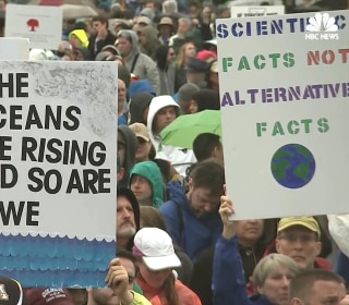 March for Science Brings Cause and Effect to Politics