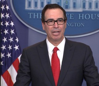 Treasury Secy. Unveils 'Massive' Tax Cuts for Small and Large Businesses