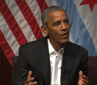 Obama 'Incredibly Optimistic' If Next Generation Prioritizes Civic Engagement