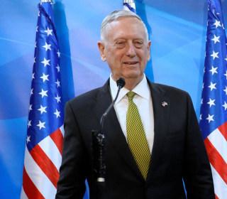 Jim Mattis: ISIS Poses a Clear and Present Danger, Iran Destabilizes Region