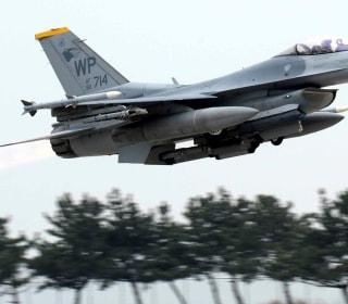 U.S., South Korean Warplanes Prepare for Action at 'Max Thunder' Drill